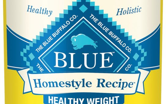 Recall of Blue Buffalo Homestyle Recipe Healthy Weight Chicken Dinner with Garden Vegetables