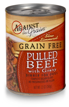 Against the Grain Pulled Beef with Gravy Dinner for Dogs Recall